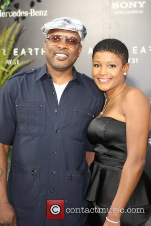 Dj Jazzy Jeff and Lynette Jackson