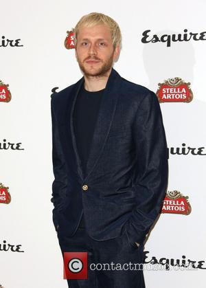 Mr Hudson - Esquire and Stella Artois summer party 2013 held at Somerset House - arrivals - London, United Kingdom...