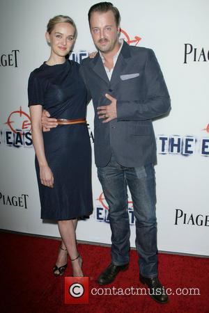 Jess Weixler and Joshua Leonard - Los Angeles Premiere of 'The East' held at the ArcLight Hollywood Theatre 10 -...