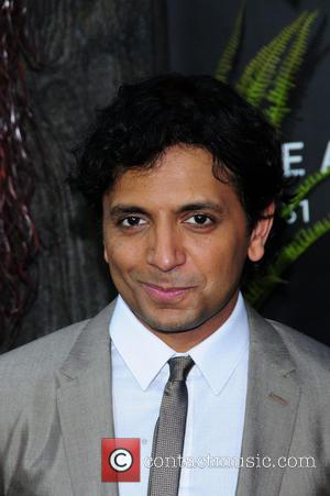 M. Night Shyamalan - New York premiere of 'After Earth' held at the Ziegfeld Theatre - New York City, NY,...