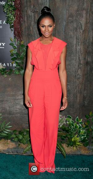 Tika Sumpter - New York premiere of 'After Earth' held at the Ziegfeld Theatre - New York City, NY, United...