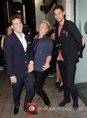 Spencer Matthews, Jamie Laing and Hugo Taylor - 2013 Lipsy VIP Fashion Awards held at DSTRKT - London, United Kingdom...
