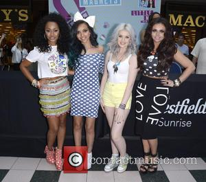 Leigh-anne Pinnock, Jade Thirlwall, Perrie Edwards and Jesy Nelson