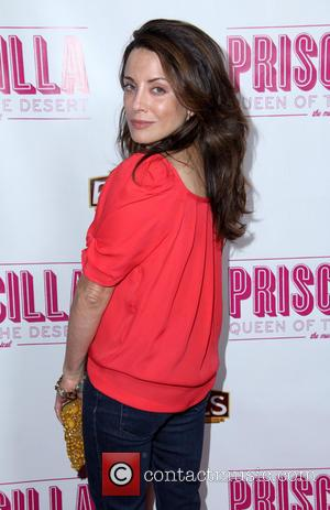Alanna Ubach - Opening night of 'Priscilla Queen of the Desert' at the Pantages Theatre - Los Angeles, California, United...