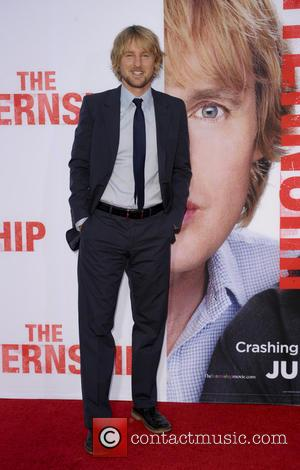 Days Before 'The Internship' Hits Theatres, Owen Wilson Talks Technology And Second Chances