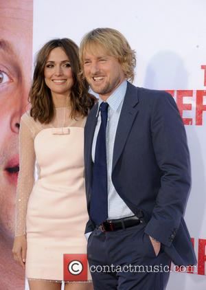 Rose Byrne and Owen Wilson