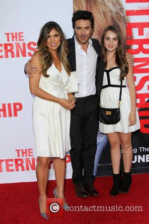Shawn Levy and Family - Los Angeles Premiere of 'The Internship' at Regency Village Theatre in Westwood - Westwood, California,...