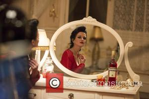 Eva Green Fronts 2015 Campari Calendar