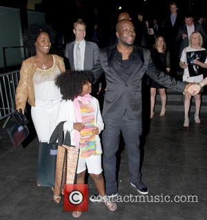Wyclef Jean - New York premiere of 'After Earth' held at the Ziegfeld Theatre - Departures - New York City,...