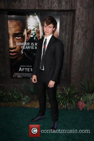 Ansel Elgort - New York premiere of 'After Earth' held at the Ziegfeld Theatre - New York City, NY, United...