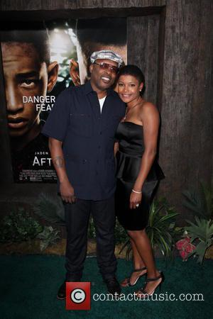 Jazzy Jeff and Lynette Jackson