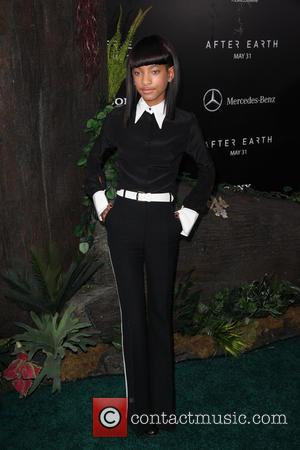 Willow Smith - New York premiere of 'After Earth' held at the Ziegfeld Theatre - New York City, NY, United...