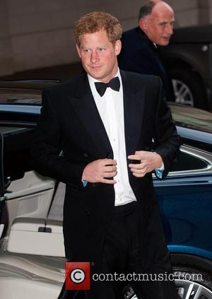 Prince Harry, Grosvenor House