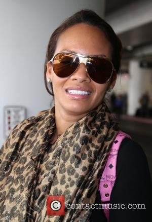 Evelyn Lozada - 'Basketball Wives' reality star Evelyn Lozada arrives...