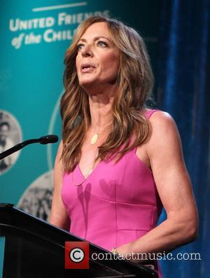 Allison Janney - United Friends of the Children Brass Ring Awards 2013 held at The Beverly Hilton Hotel - Inside...