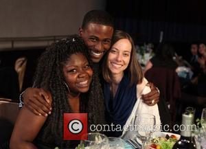 Sherry Elizabeth Walker, Elizabeth Katzan and Demante Thompson