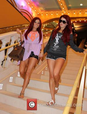 Melissa Howe and Carla Howe - Melissa Howe & Carla Howe are seen at Hollywood & Highland - Los Angeles,...