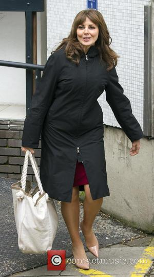 Carol Vorderman - Celebrities outside the ITV studios - London, England, United Kingdom - Thursday 30th May 2013