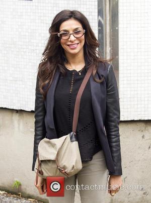 Shobna Gulati - Celebrities outside the ITV studios - London, England, United Kingdom - Thursday 30th May 2013