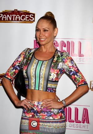 Kym Johnson - 'Priscilla Queen of the Desert' play opening at the Pantages Theatre - Los Angeles, CA, United States...