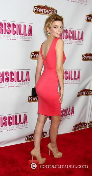 Masiela Lusha - 'Priscilla Queen of the Desert' play opening at the Pantages Theatre - Los Angeles, California, United States...