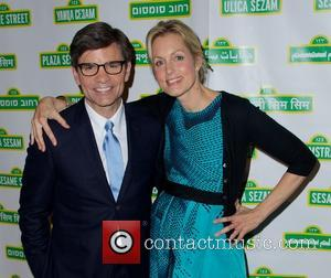 George Stephanopoulos and Ali Wentworth - The Annual Sesame Workshop Benefit Gala is held at the Cipriani - New York...