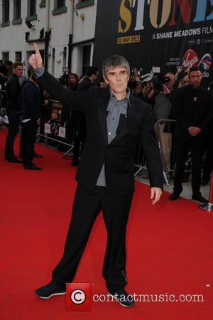 Ian Brown - The Stone Roses: Made of Stone - World Premiere - Arrivals - Manchester, United Kingdom - Thursday...