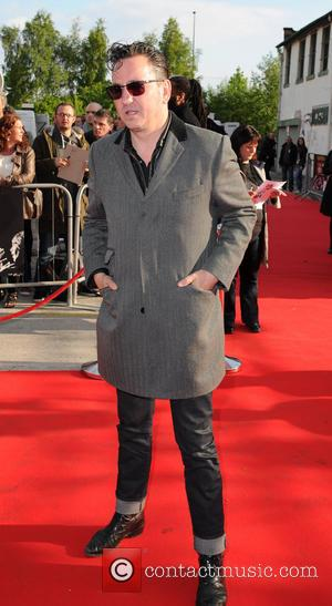 Richard Hawley - The Stone Roses: Made of Stone - World Premiere - Arrivals - Manchester, United Kingdom - Thursday...