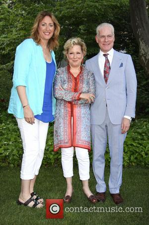 Judy Gold, Bette Midler and Tim Gunn - Bette Midler's New York Restoration Project 12th Annual Spring Picnic held at...