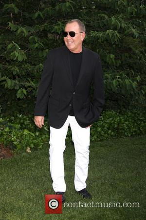 Michael Kors Honoured In Front Of Fashion Crowd