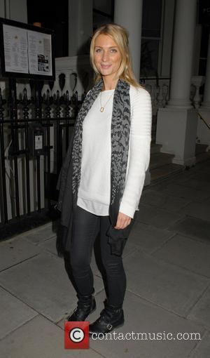 Francesca Newman-Young - Celebrities attend The Vintage Cosmetic Company Birthday Party at Rydges Kensington - London, United Kingdom - Thursday...