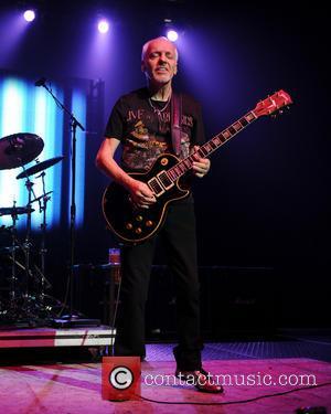 Peter Frampton - Peter Frampton performs at Hard Rock Live during Peter Frampton's Guitar Circus - Hollywood, Florida, United States...