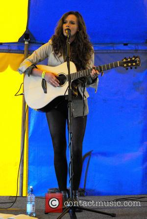 Tori Lamb - The Acoustic Un-Plugged Festival of Britain at Uttoxeter Race Course - Day 1 - Uttoxeter, United Kingdom...