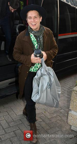 Mark Owen - Celebrities outside the RTE Studios for 'The Late Late Show' - Dublin, Ireland - Friday 31st May...