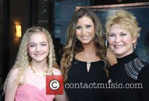 Olivia Cavender, Gabriella Stone and Dee Wallace