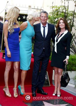 Brandi Glanville, Yolanda Foster, David Foster and Lisa Vanderpump