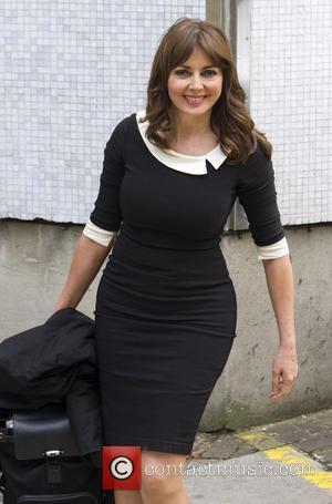Carol Vorderman 2013