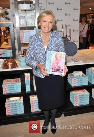Harrods and Mary Berry