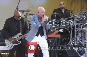 Pitbull and Armando Perez