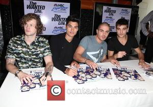 Jay Mcguiness, Siva Kaneswaran, Max George, Tom Parker and The Wanted