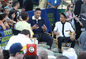 Will Smith - Will Smith and son, Jaden GMA interview