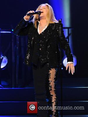 Barbra Streisand - Barbra Streisand performs live at The O2