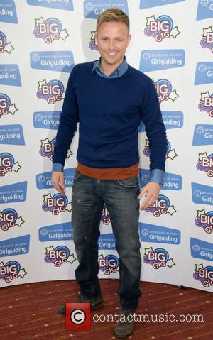 Nicky Byrne - Girlguiding UK Big Gig 2013 - Arrivals - Birmingham, United Kingdom - Saturday 1st June 2013