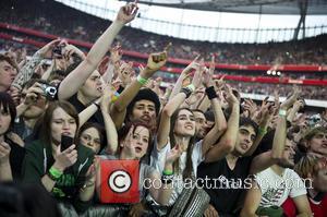 Green Day and Emirates Stadium