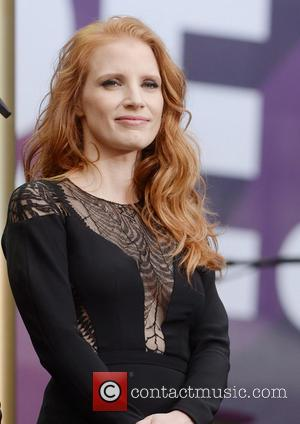 Jessica Chastain Dismisses Hillary Clinton Role Rumours
