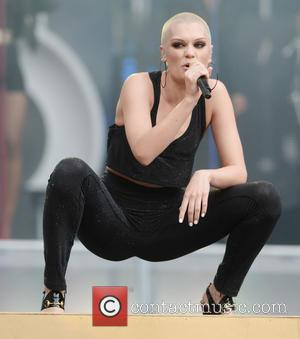 Jessie J and Jessica Ellen Cornish - 'The Sound of Change Live' concert at Twickenham Stadium - London, England, United...
