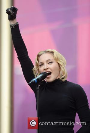 Madonna - 'The Sound of Change Live' concert at...