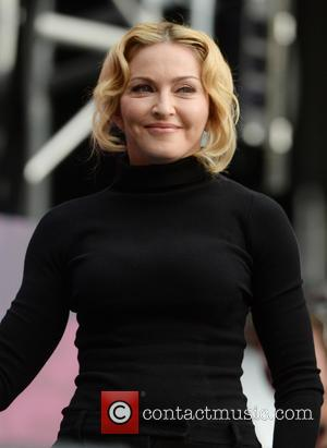 Madonna - 'The Sound of Change Live' concert at...