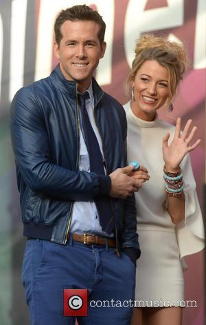 Ryan Reynolds and Blake Lively - 'The Sound of Change Live' concert at Twickenham Stadium - London, England, United Kingdom...