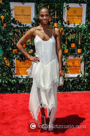 Tika Sumpter - The Sixth Annual Veuve Clicquot Polo Classic at Liberty State Park - Arrivals - Jersey City, NJ,...